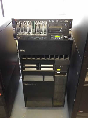 Tape Drive Maintenance Waterford Michigan Synergistic